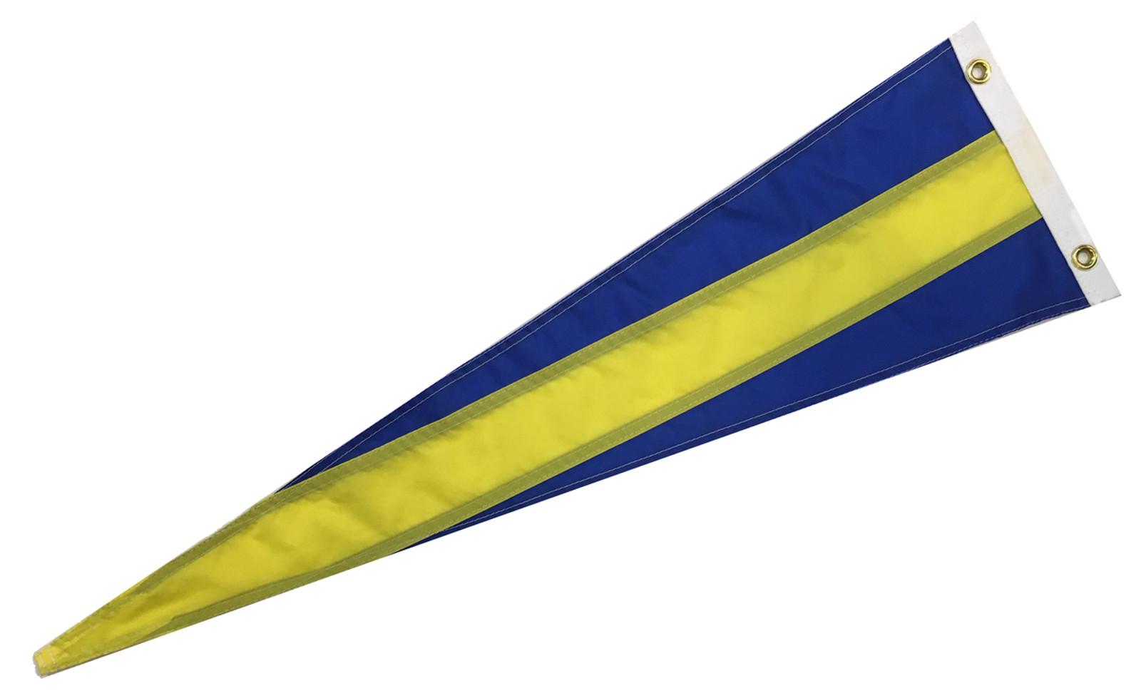 """Swedish Vimple Flag - 84"""" - Large"""