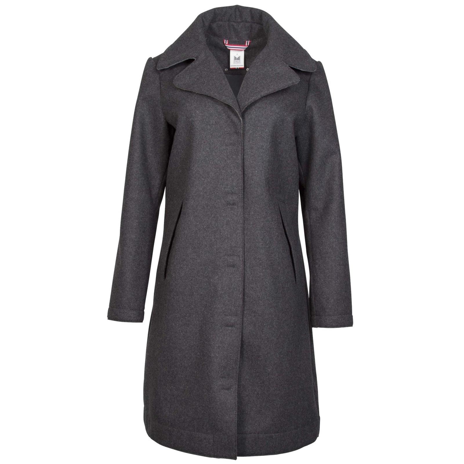 Dale of Norway Yr Woolshell Jacket, Ladies - Dark Charcoal, 85201-E