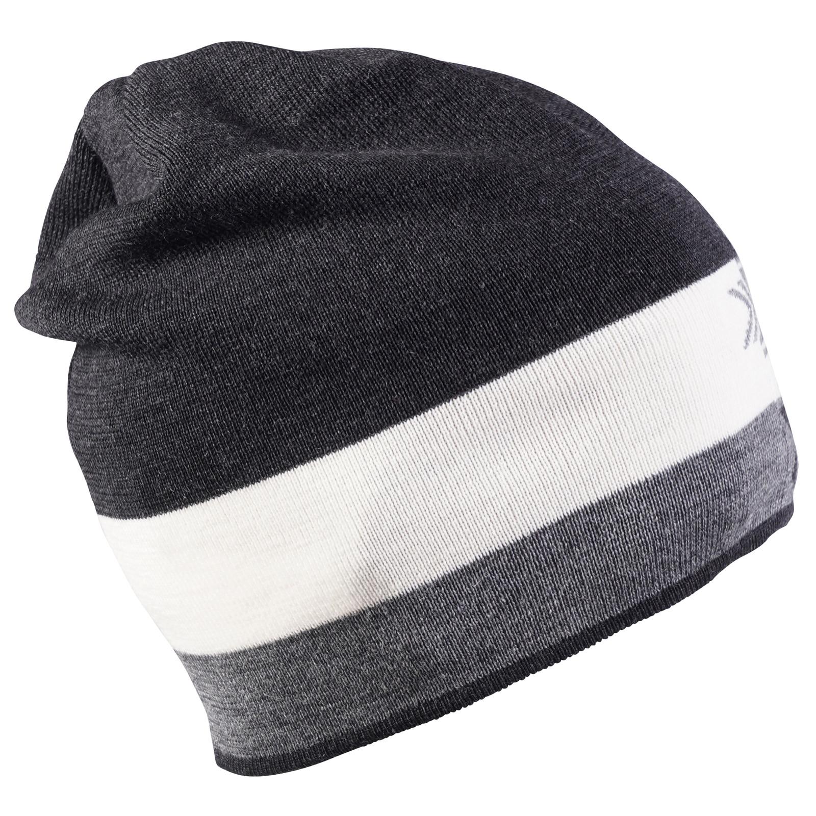 Dale of Norway Geilolia Hat - Dark Charcoal/Smoke/Off White, 48261-E