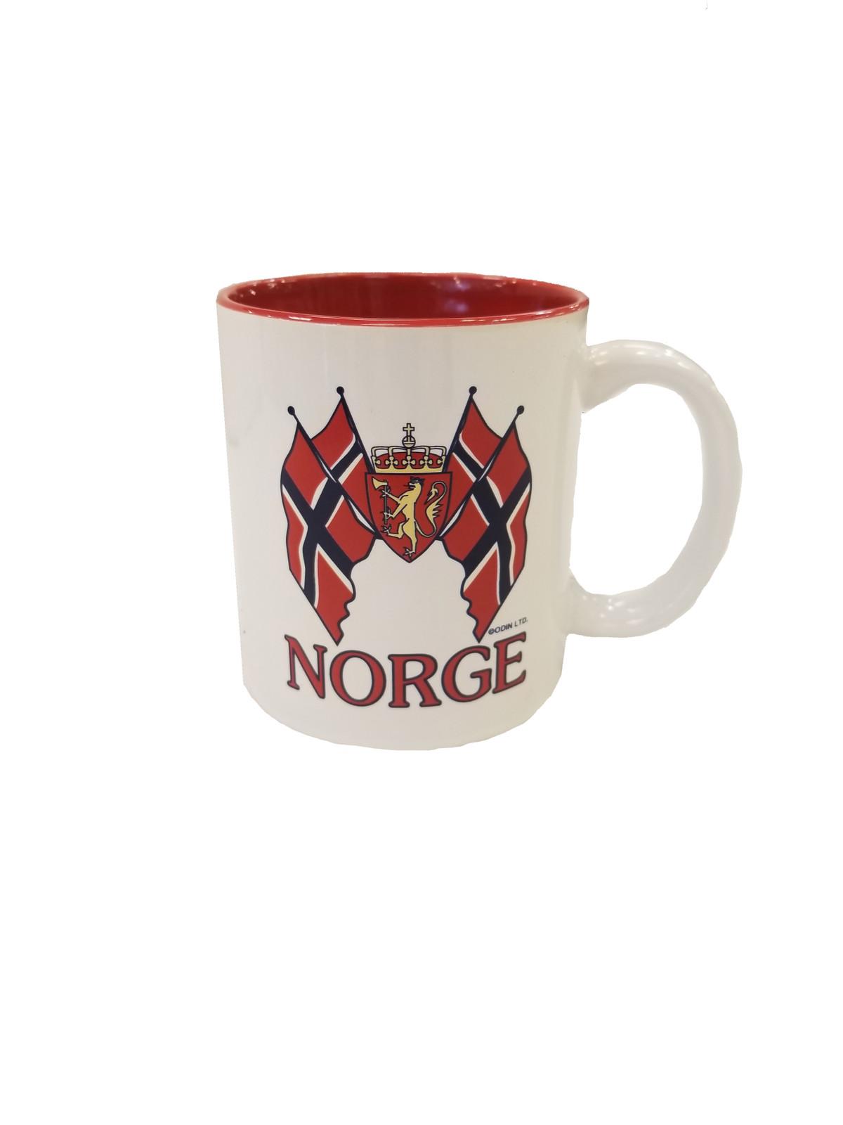 Norwegian Mug - Norge (20190619-04)