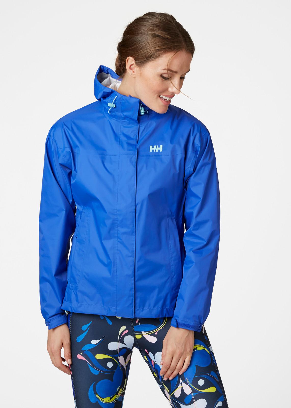 Helly Hansen Loke Jacket, Women's - Royal Blue, 62282-514