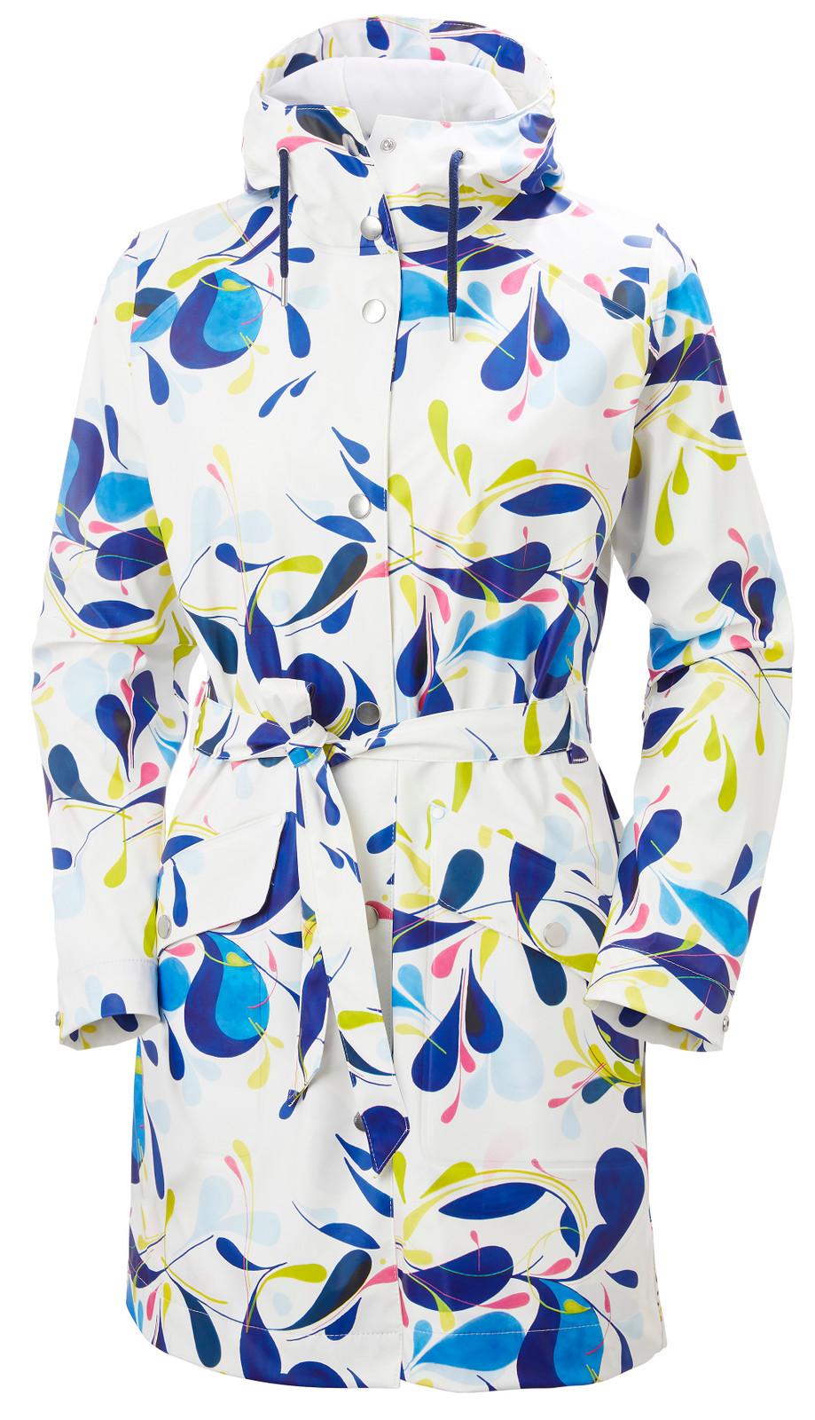 Helly Hansen Kirkwall II Jacket, Women's - Sling White Print, 53252-049