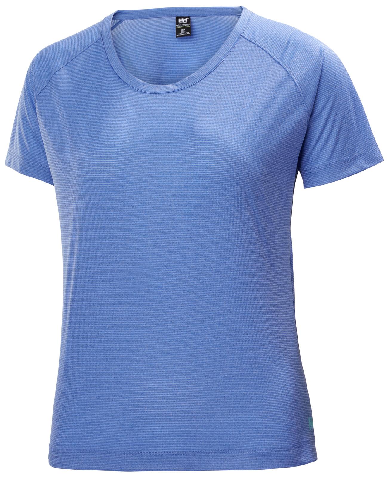 Helly Hansen Verglas Pace T-Shirt, Women's - Royal Blue, 62967-514