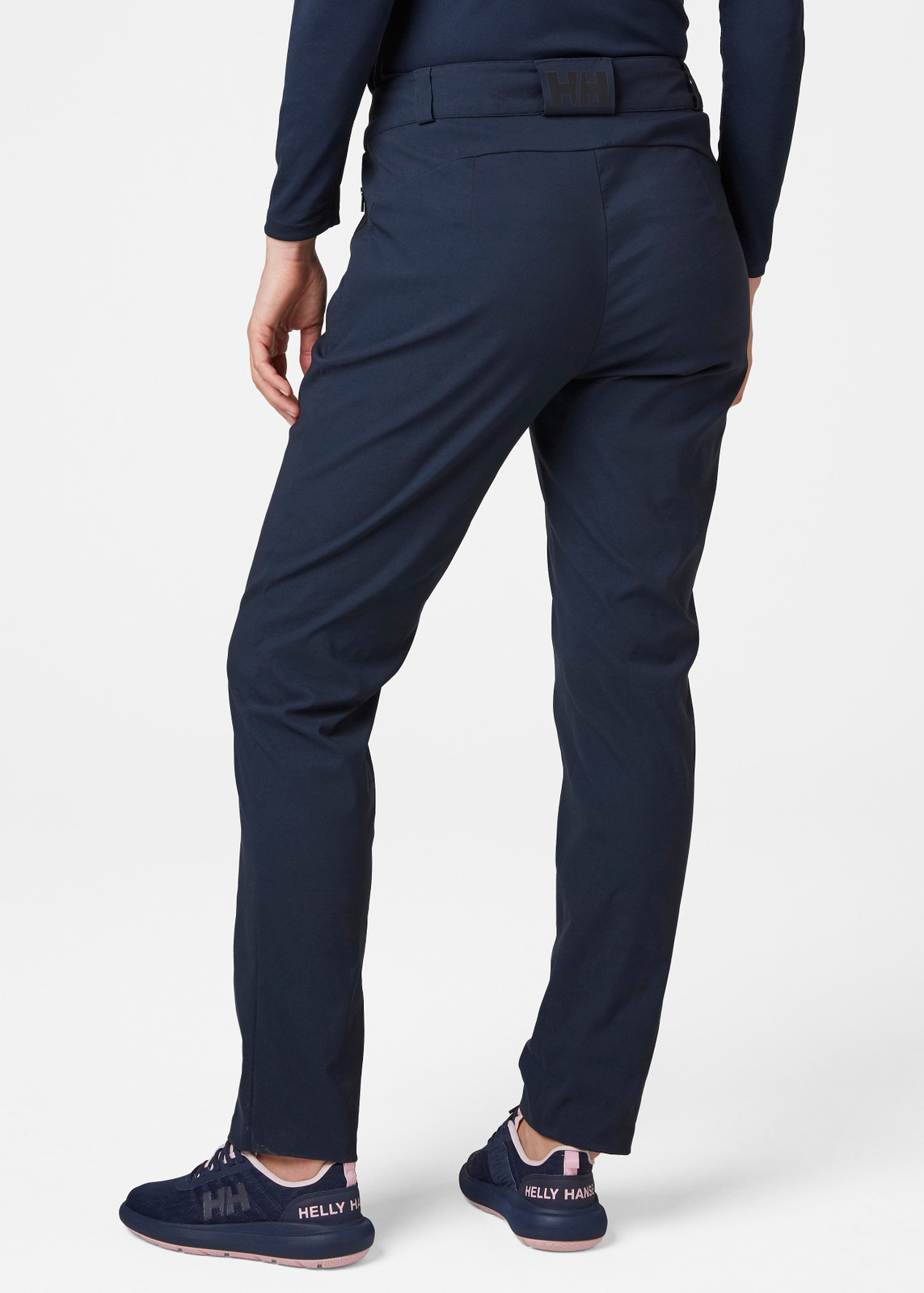 Helly Hansen HP Racing Pant, Women's - Navy, 34010-597 on model back