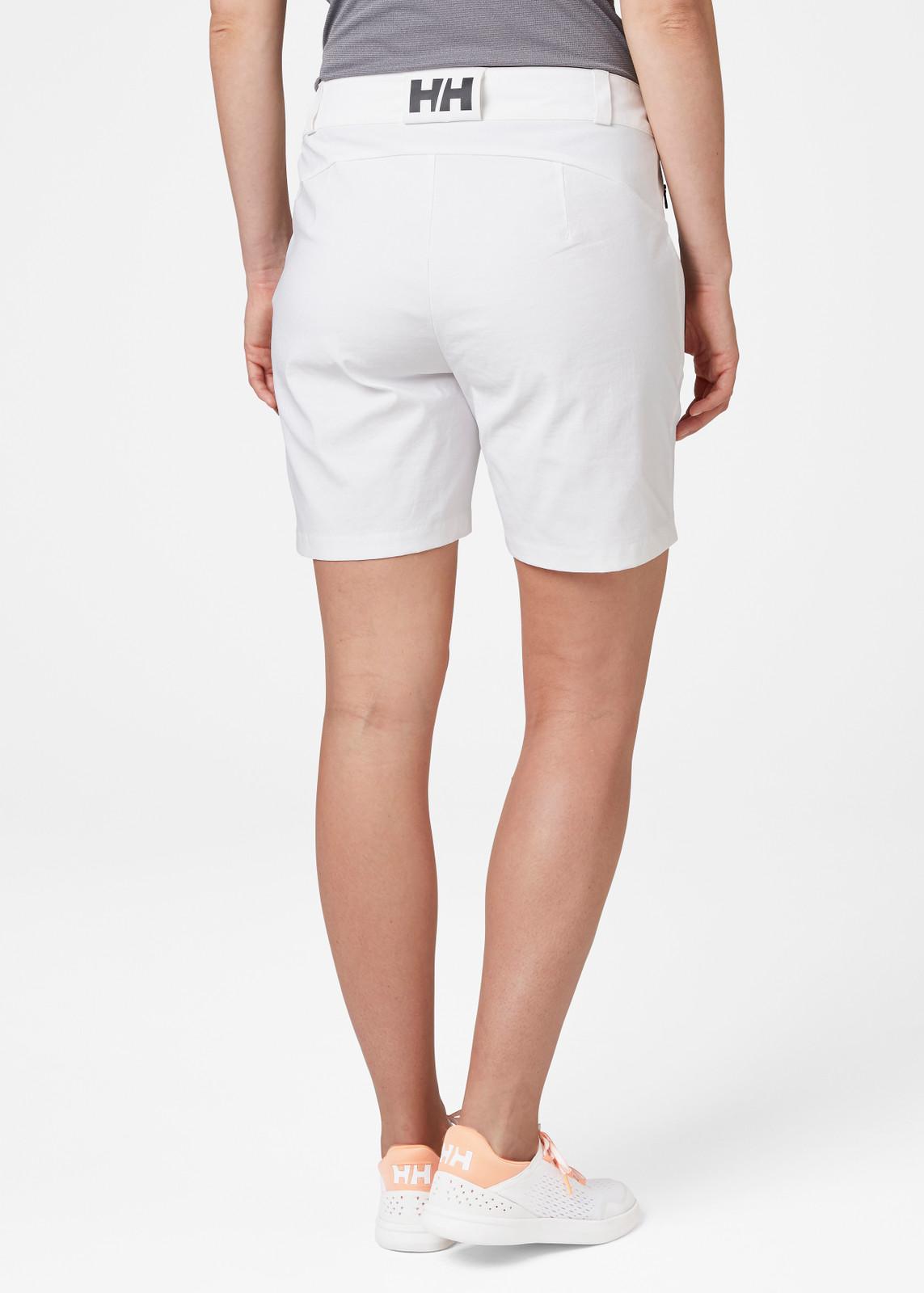 Helly Hansen HP Racing Short, Women's - White, 34028-001 on model back