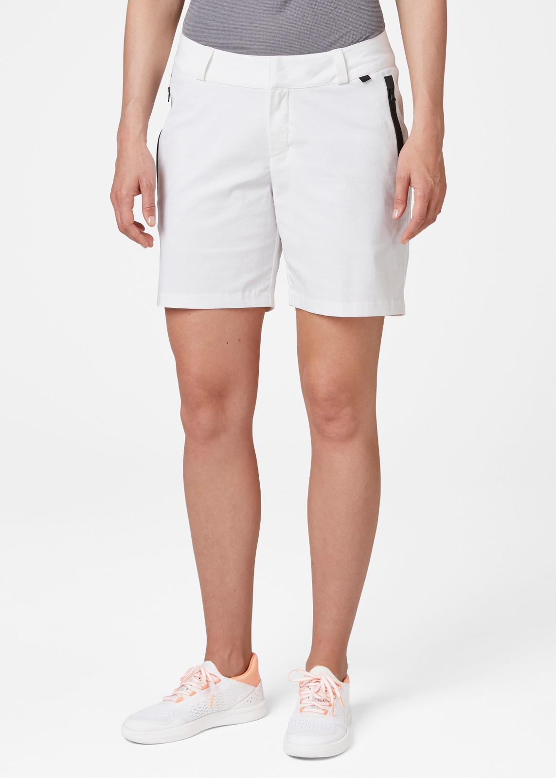 Helly Hansen HP Racing Short, Women's - White, 34028-001 on model