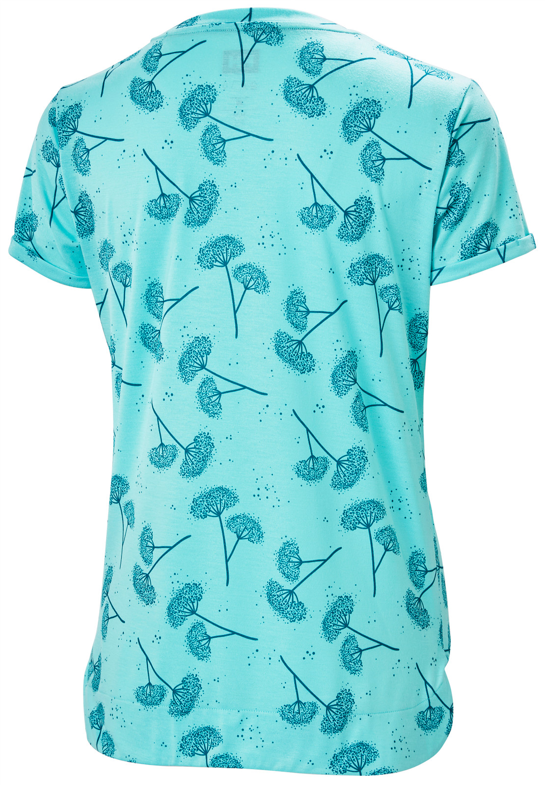 Helly Hansen Lomma T-Shirt, Women's - Glacier Blue, 62878-648 back