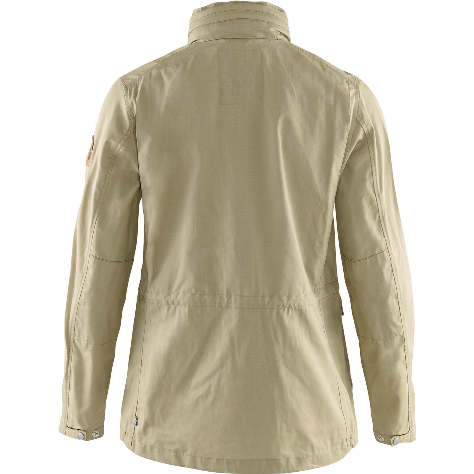 Fjällräven Räven Lite Jacket, Women's, Sandstone - F83517-195 back