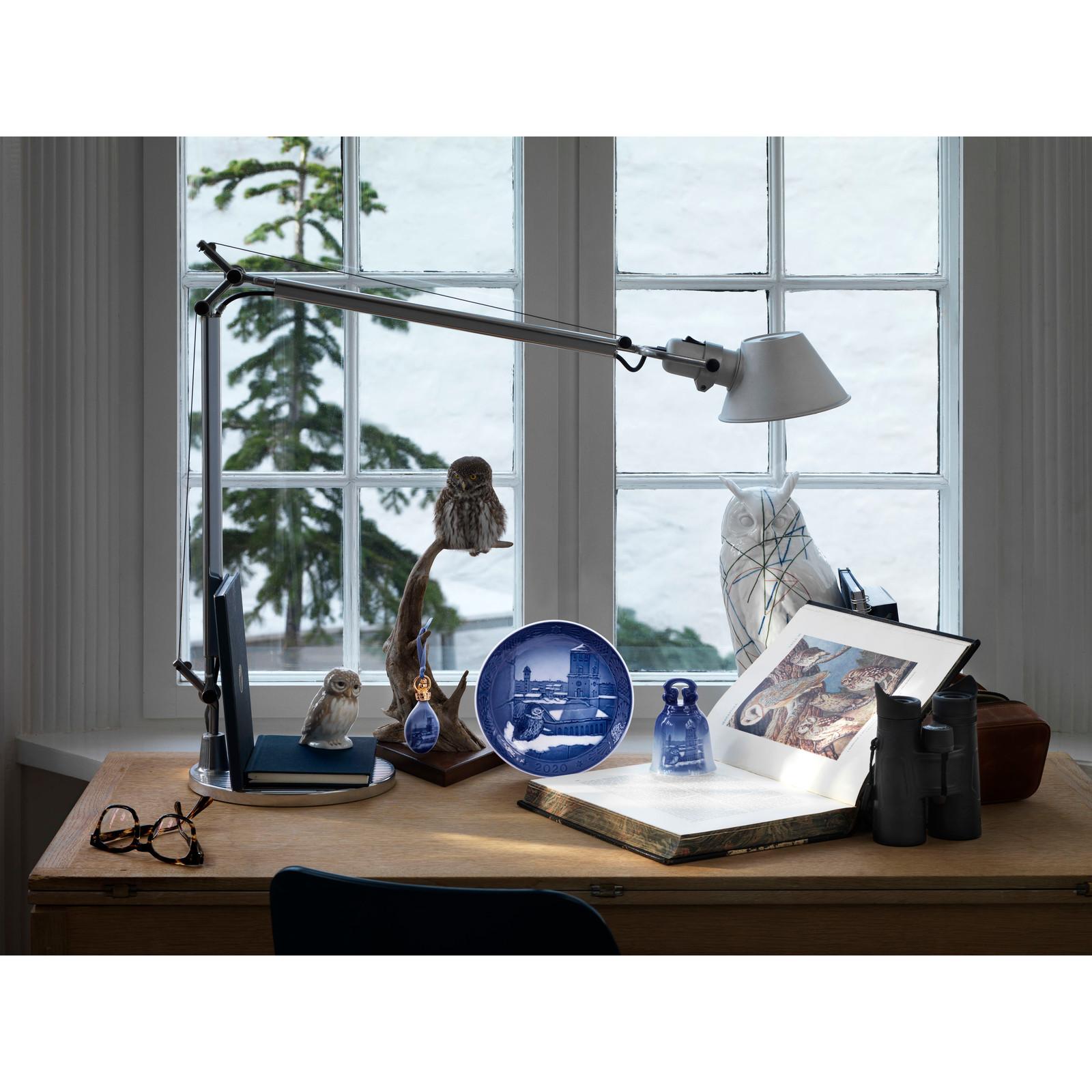 Royal Copenhagen 2020 Plate, Bell, Figurine