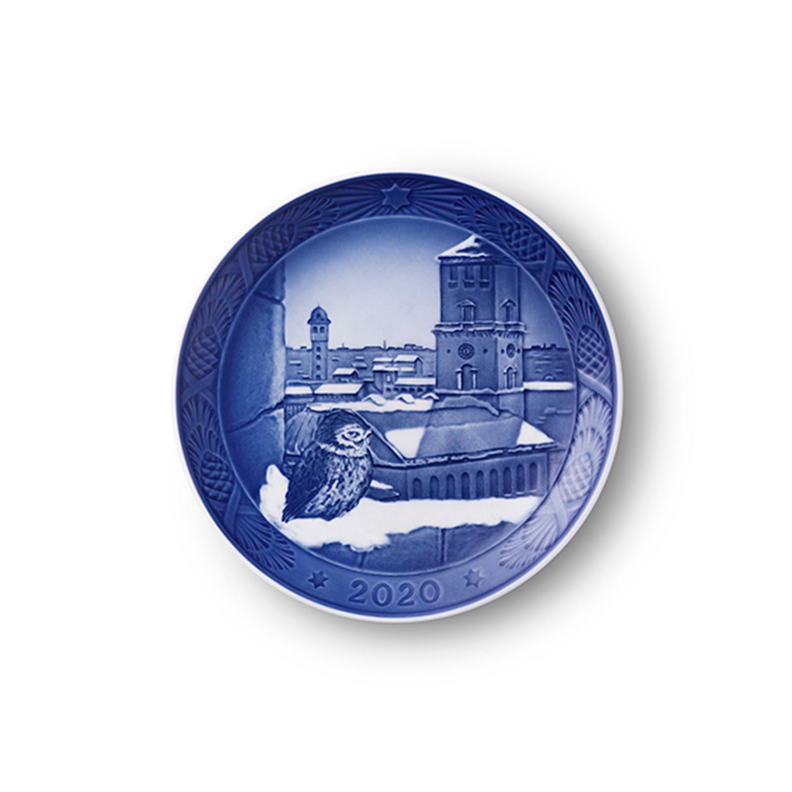 Royal Copenhagen 2020 Annual Christmas Plate ( 1051095)