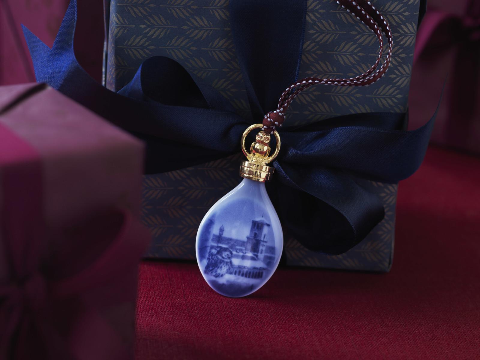 Royal Copenhagen 2020 Christmas Drop Ornament (1051097)