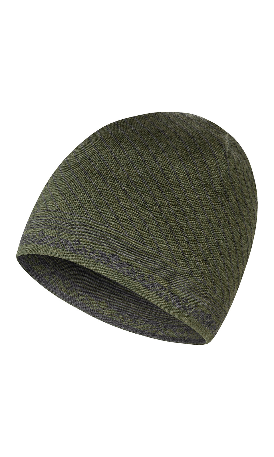Dale of Norway André Hat - Dark Green/Dark Charcoal, 48771-G (48771-G)