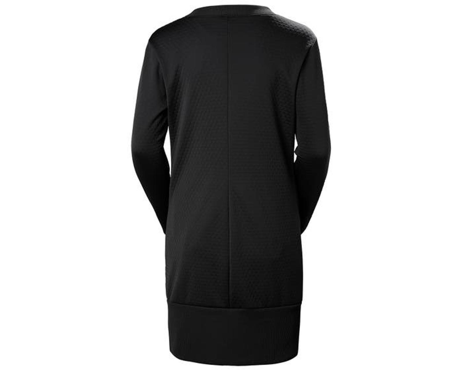Helly Hansen Hytte Dress, Women's -Ebony, 62932-980 (62932-980) bacj