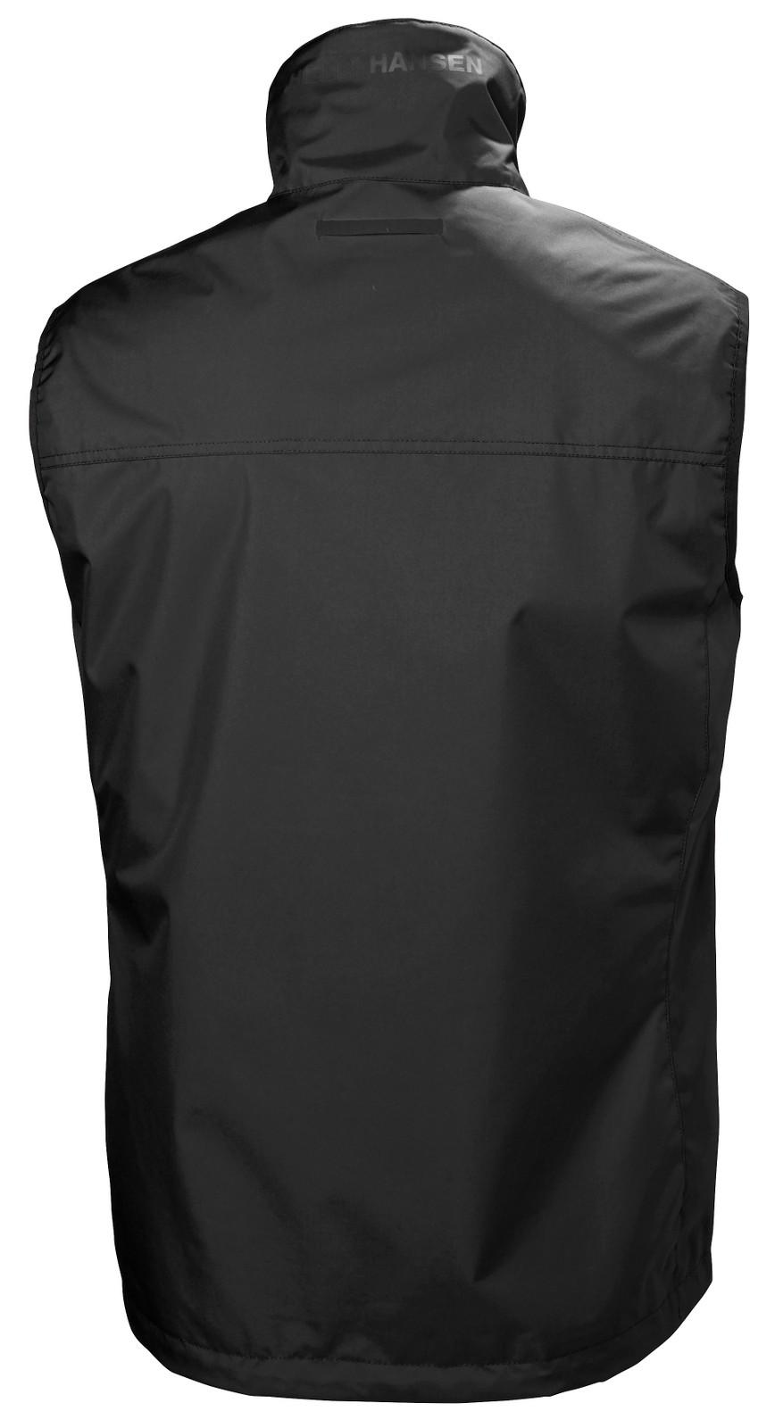 Helly Hansen Crew Vest, Men's - Black, 30270-990 (30270-990)