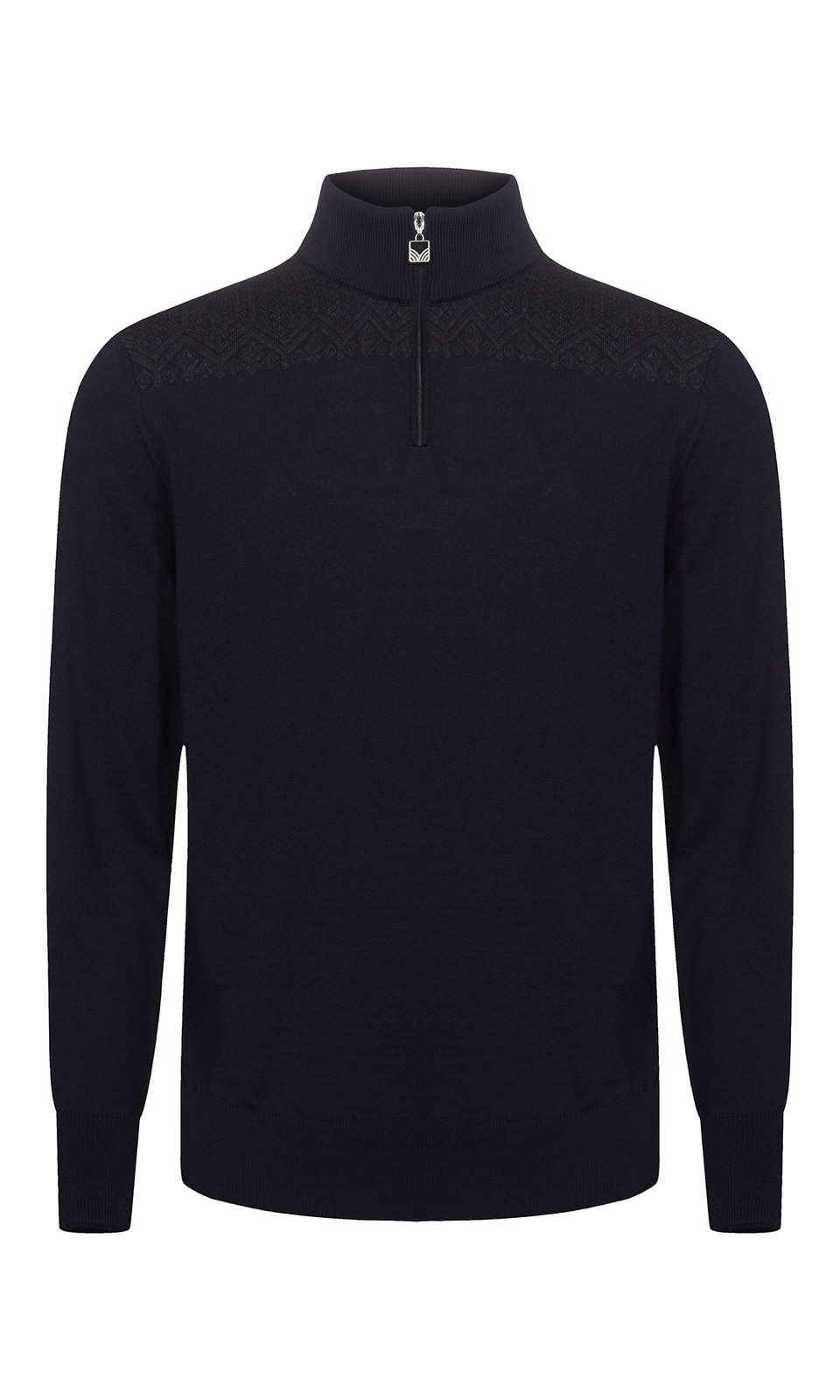Dale of Norway Eirik Pullover - Navy/Dark Charcoal, 93851-H (93851-H)