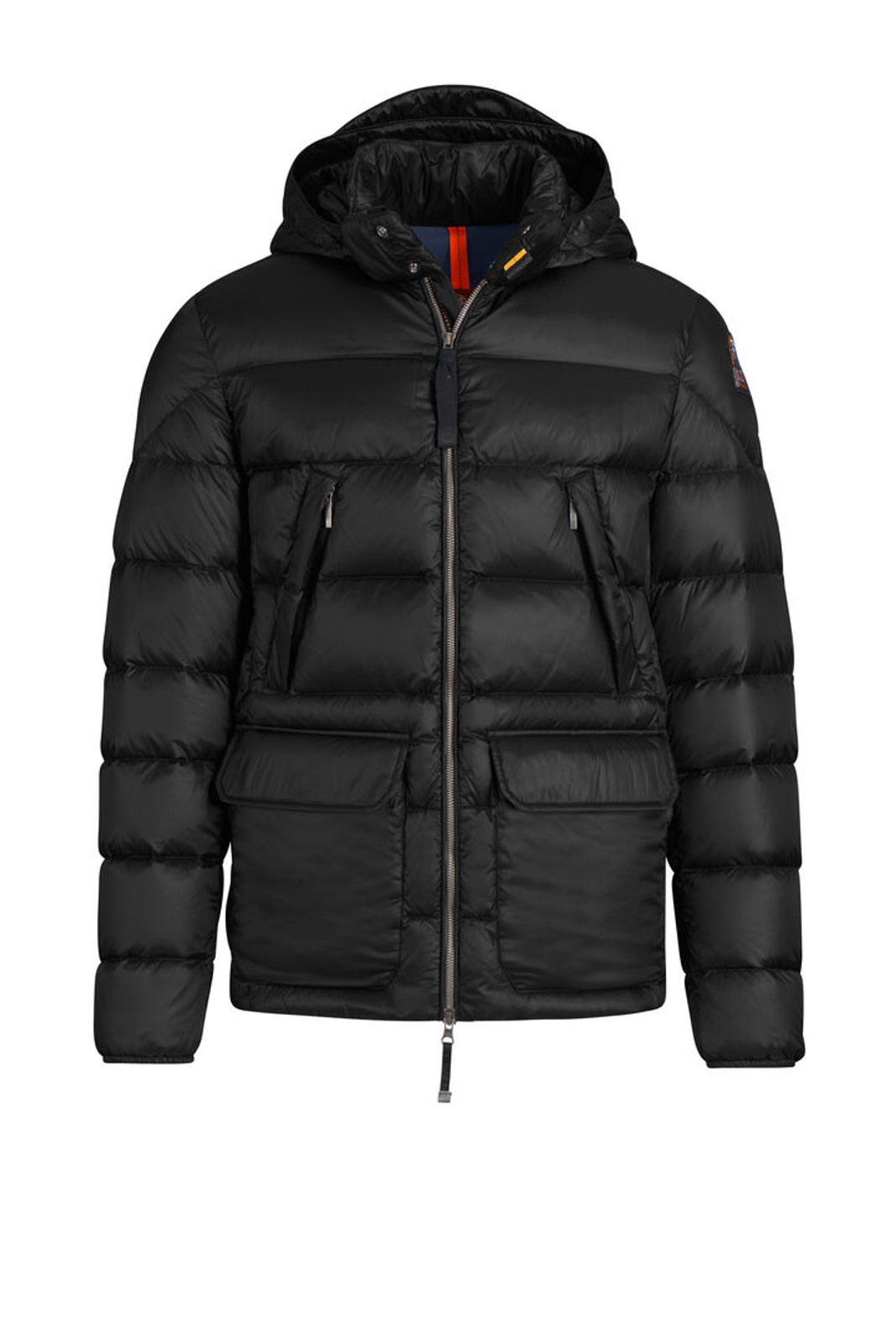 Parajumpers Greg Puffer Jacket, Men's, Pencil (PMJCKSX04-710) front