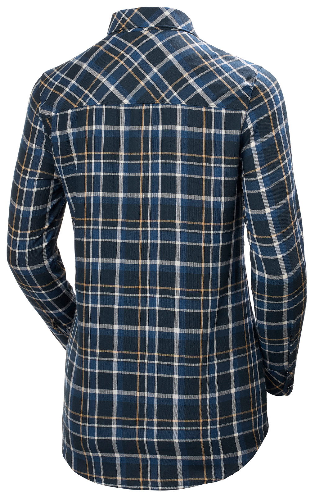 Helly Hansen Lokka LS Shirt, Women's - Navy, 62875-597