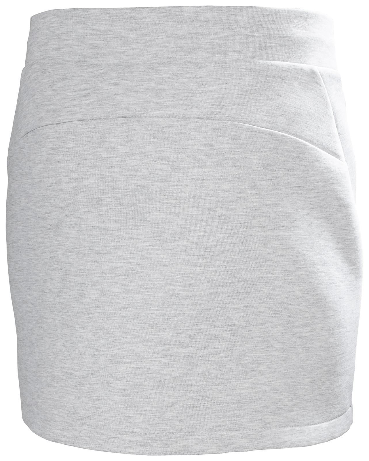 Helly Hansen Womens HP Ocean Skort - Grey Melange, 30255-949