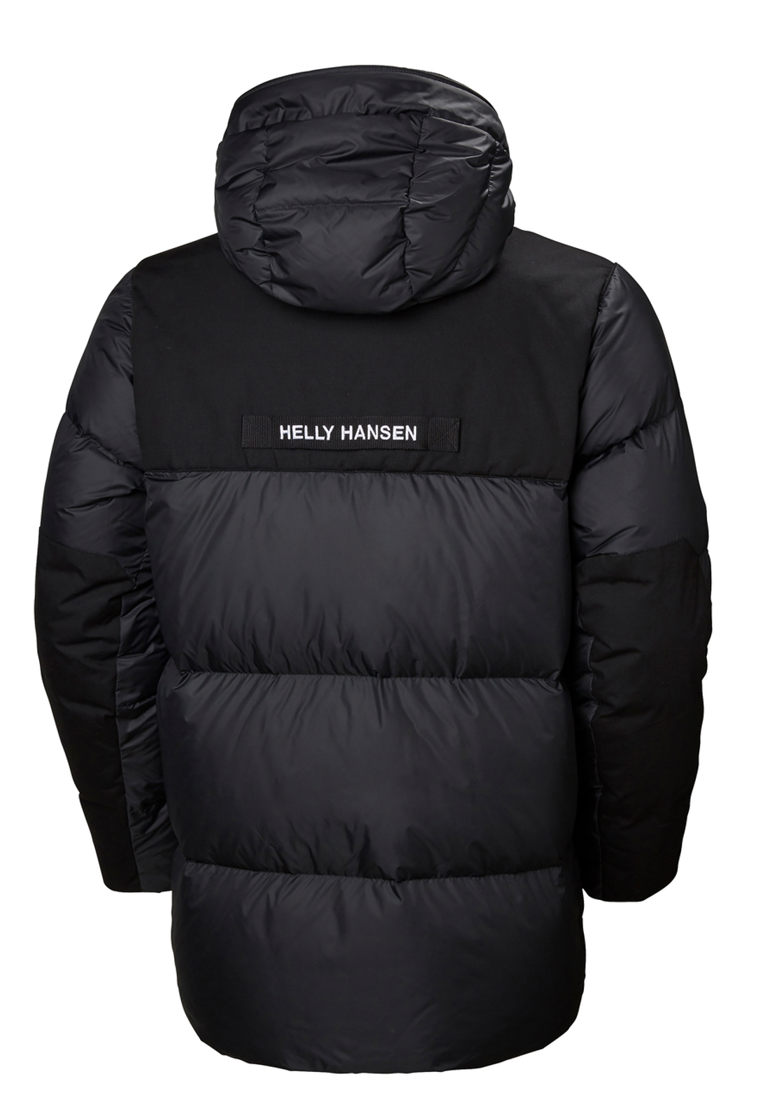 Helly Hansen Arctic Patrol Down Parka, Men's - Black, 53319