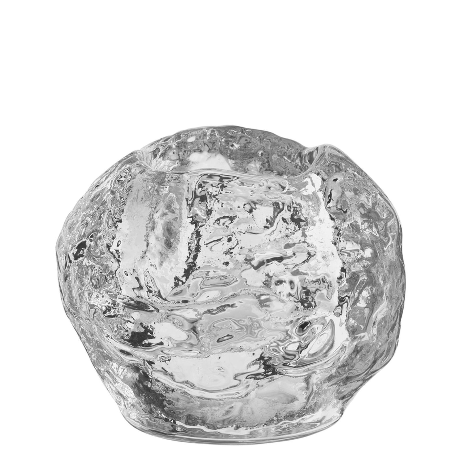 Kosta Boda Snowball Medium Votive   7067350