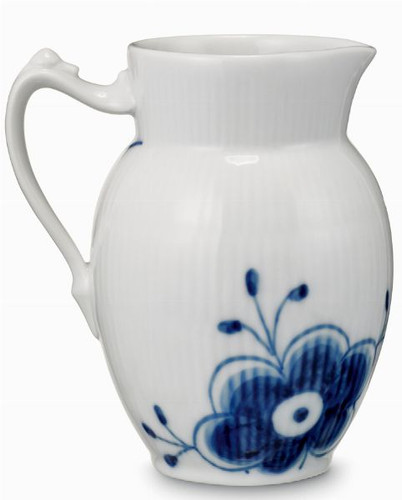Royal Copenhagen Blue Fluted Mega Jug, Large 1.75 qt