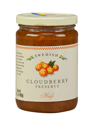 Swedish Cloudberry Preserves