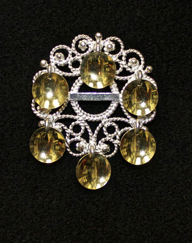 Classic Medium Brooch, Solje of Norway