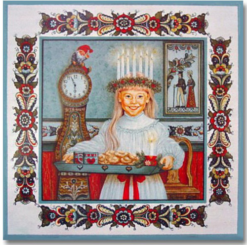 Suzanne Toftey Tile - St. Lucia