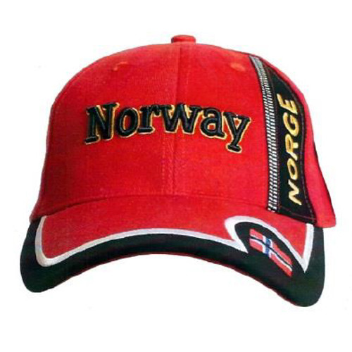 Red Norway Hat
