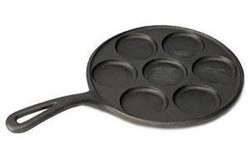 Swedish Cast Iron Plett Pan
