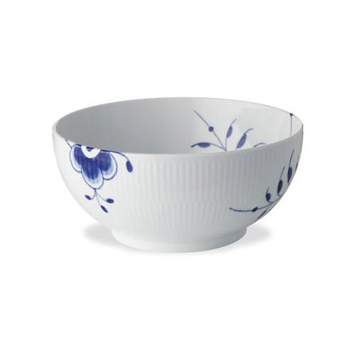"""Royal Copenhagen Blue Fluted Mega Serving Bowl, Large 8"""""""
