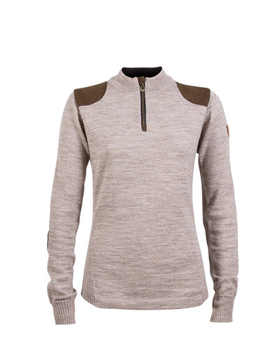 Dale of Norway, Furu ladies sweater in Sand, 92471-P