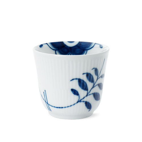 Royal Copenhagen Blue Fluted Mega Thermal Cup, 8.5 oz.