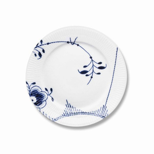 Royal Copenhagen Blue Fluted Mega Salad Plate No. 2, 8.75""