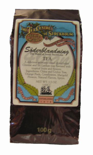 Soderblandning Swedish Tea, 100g