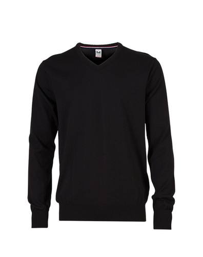 Dale of Norway, Harald Sweater, Mens, in Black, 92412-F
