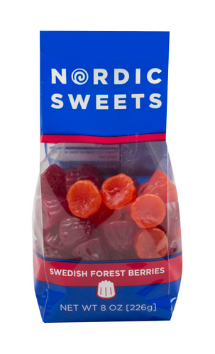 Nordic Sweets Swedish Forest Berries