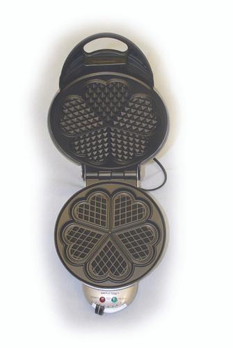 Danish Heart Waffle Iron