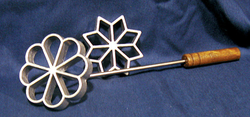 Rosette Set - Handle & Two Shapes
