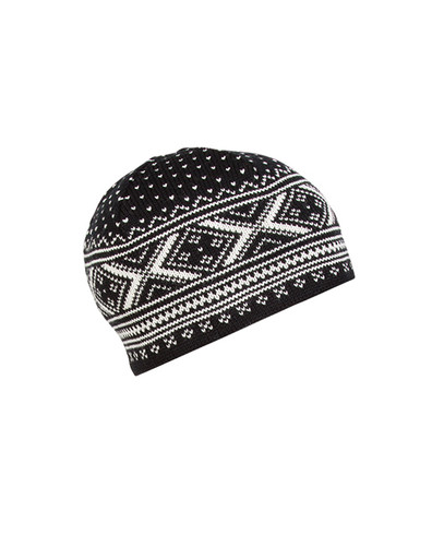 Dale of Norway Vintage hat in Black/Off White, 40251-F