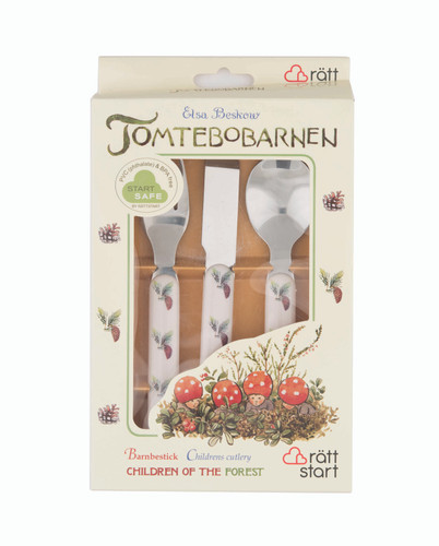Children of the Forest - Children's Cutlery Set
