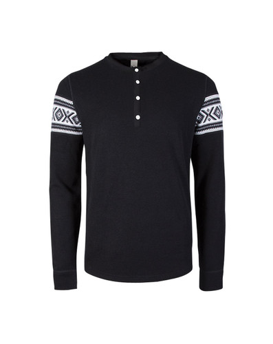 Dale of Norway, Bykle Pullover, Mens, in Black/White, 93211-F