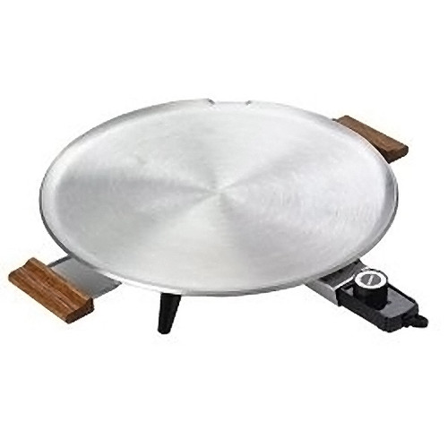 Bethany Housewares Lefse Grill With Satin Finish