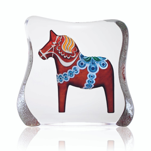 Mats Jonasson Large Red Dala Horse
