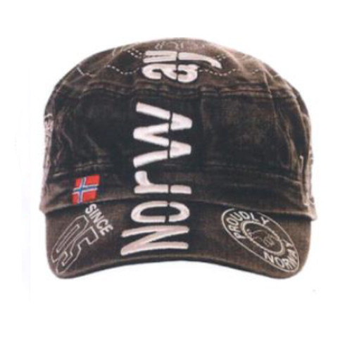 Charcoal Norway Hat
