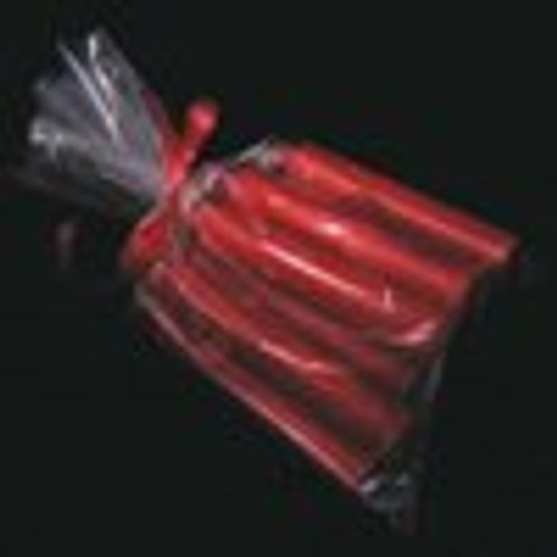 Medium Red Pyramid Candles