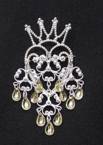Crown Brooch, Small, Solje of Norway