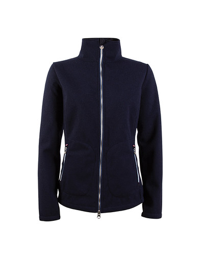 Dale of Norway, Ladies, Hafjell Knitshell Jacket, Navy, 82871-C