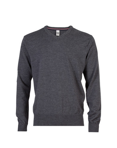 Dale of Norway, Harald Sweater, Mens, in Dark Grey, 92412-T