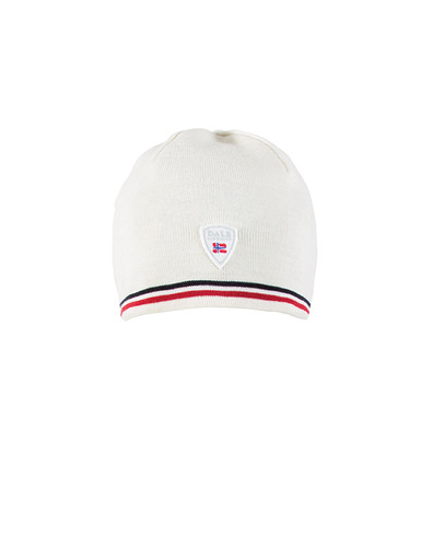 Dale of Norway, Flagg Unisex Hat, in Off-White/Raspberry/Navy, 42601-A